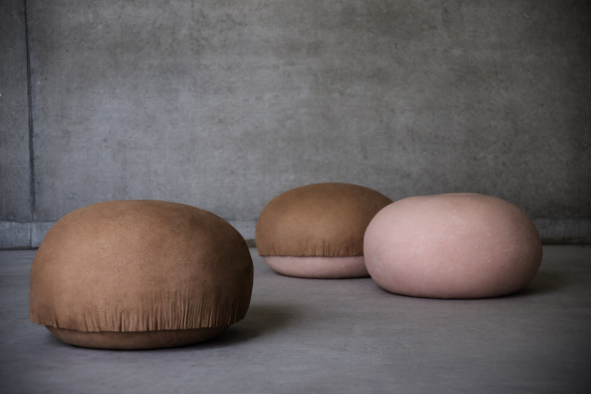 furniture designed to look and feel like human skin photos barker furniture