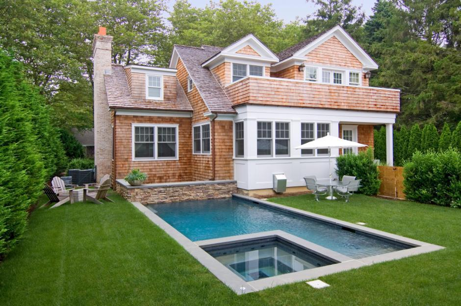 7 reasons why cottage style homes are the best kinds of for Pool design book