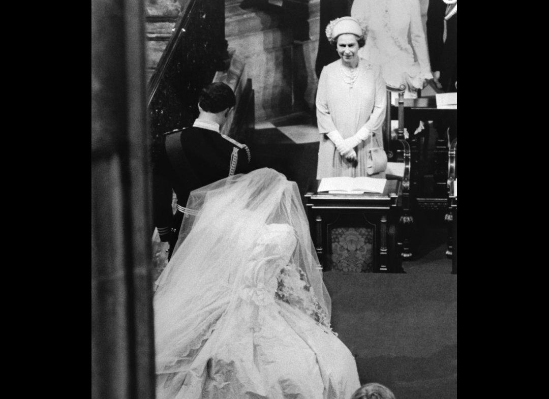 A Look Back At Princess Diana Amp Prince Charles Wedding