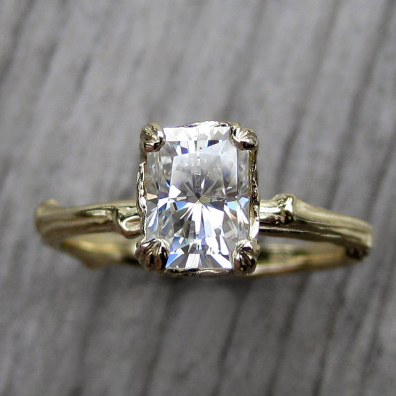 kristincoffin via etsy - Alternative Wedding Rings