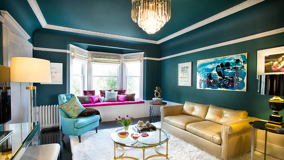 8 Ways To Make Your Living Room Look Like It Belongs In A ...