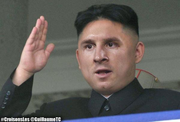 Pobre Messi, se burlan de su nuevo corte de cabello (MEMES)