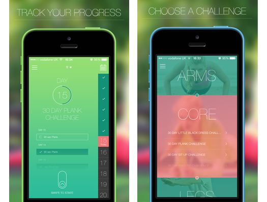 THE BEST FREE FITNESS APPS FOR IPHONE
