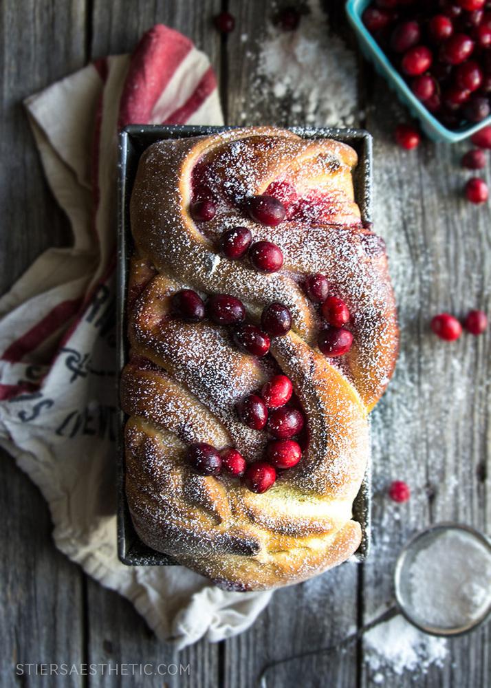 Easy cranberry desserts recipes