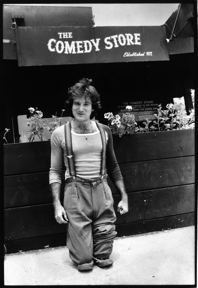 Robin Williams photo on Jeff Glovsky (Words By)