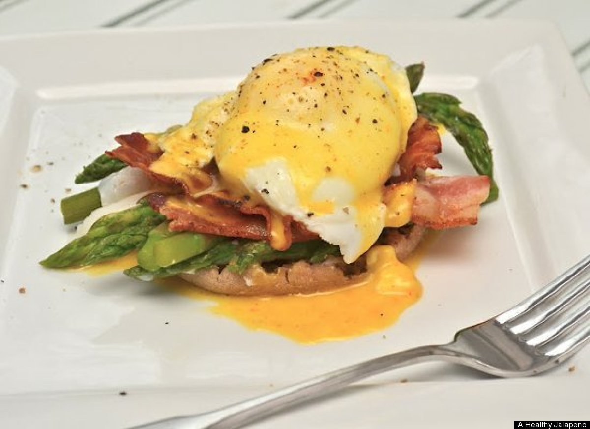 17 Twists On The Classic Eggs Benedict Recipe | The Huffington Post