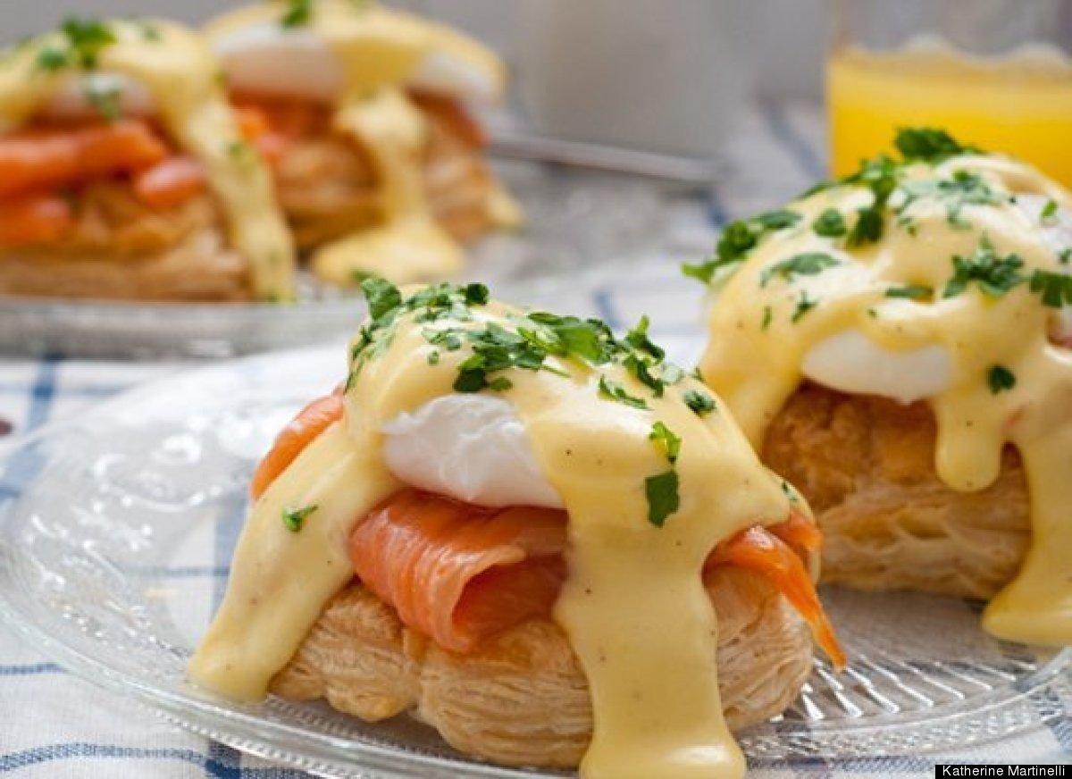 Irish Bacon Benedict Recipes — Dishmaps