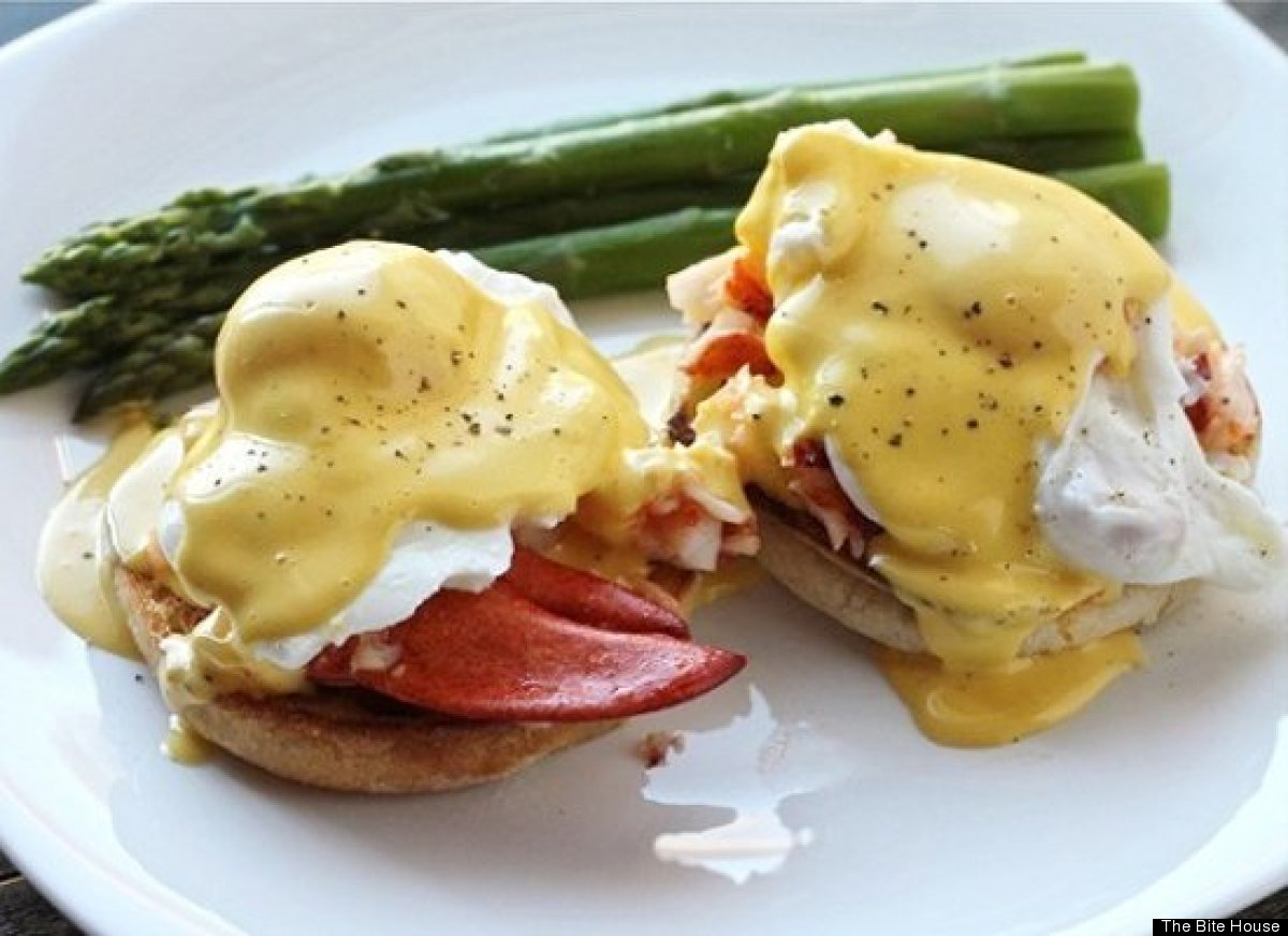 17 Twists On The Classic Eggs Benedict Recipe | HuffPost