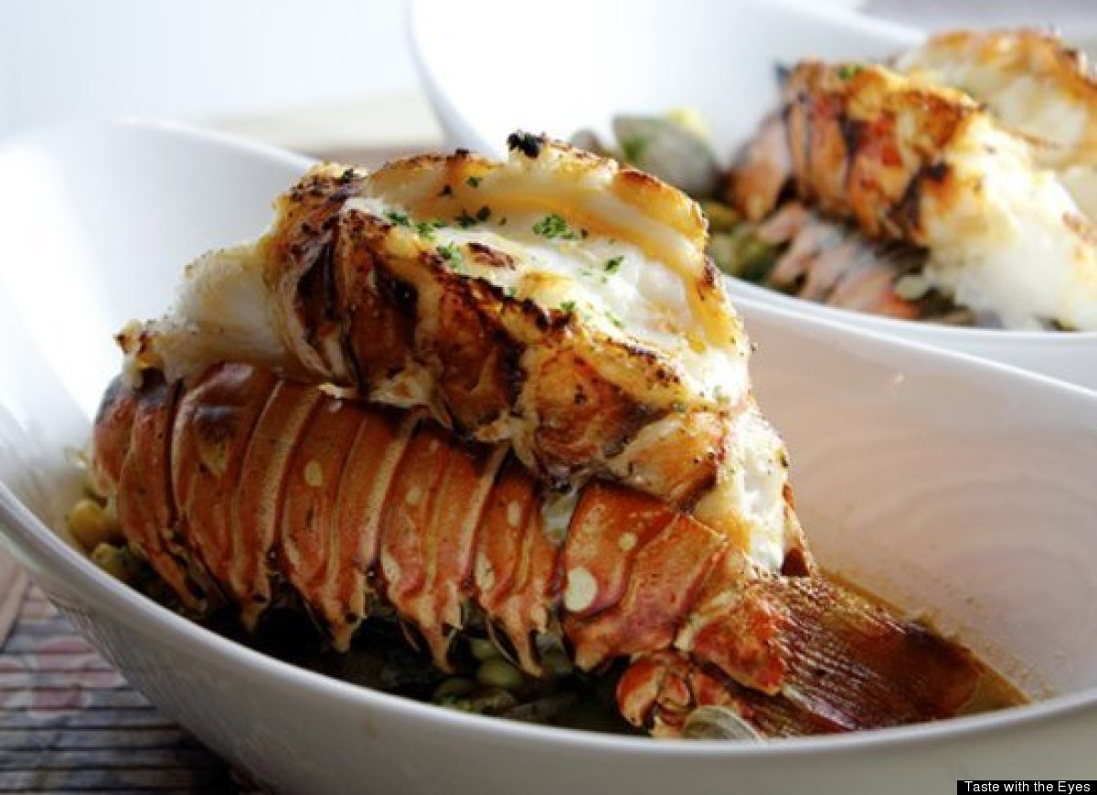 Lobster Prices Surge Due To Cold Ocean Temperatures | The Huffington ...