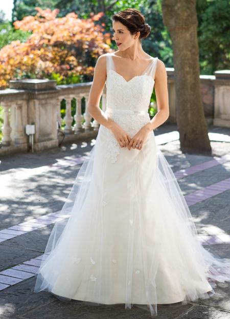 Lea-Ann Belter 'Clara' Gown