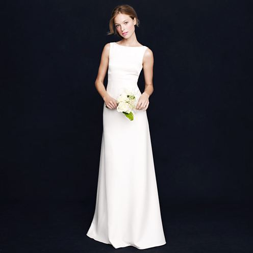 J.Crew 'Percy' Gown