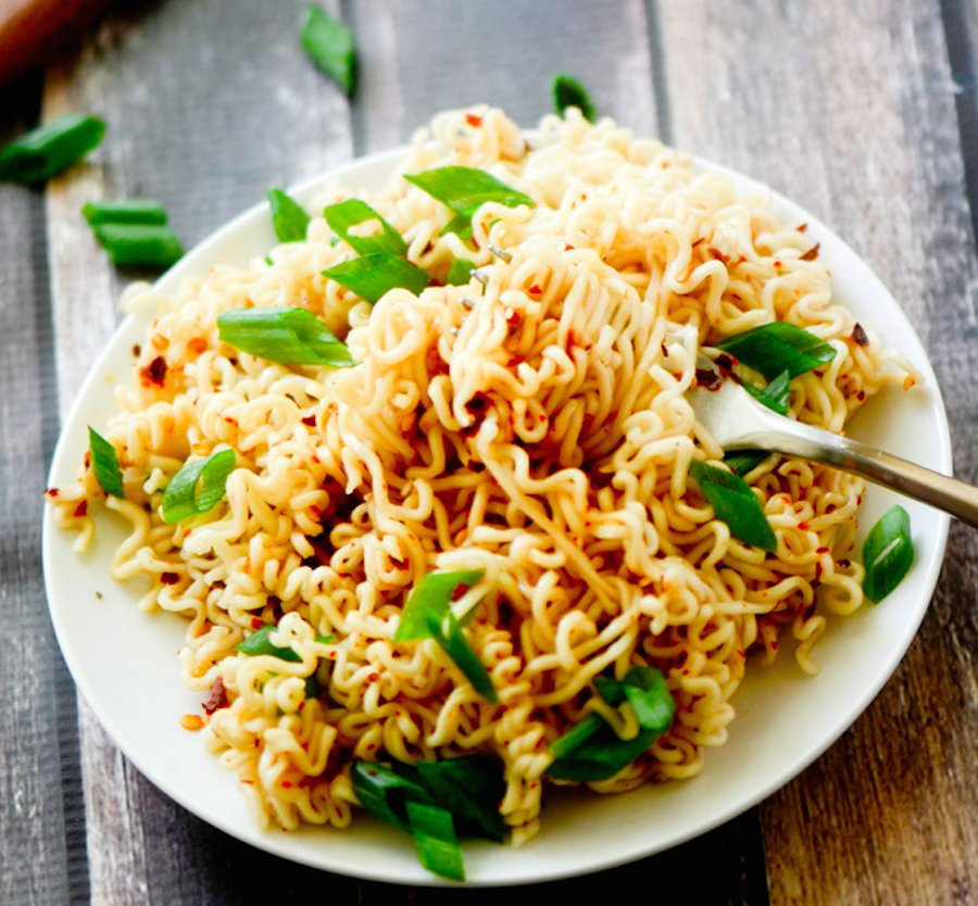 Easy instant noodle recipes