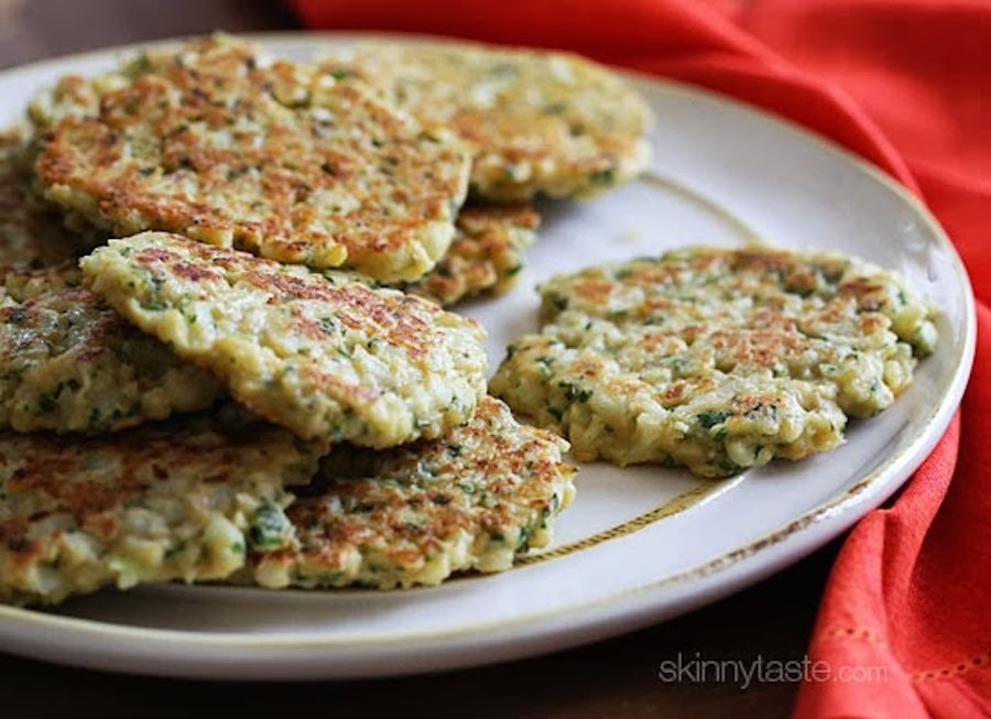 Cauliflower fritters are potato pancakes' just-as-tasty cousin. Try ...