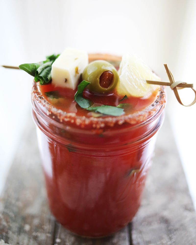 All The Bloody Mary Recipes You Need For The Rest Of The ...