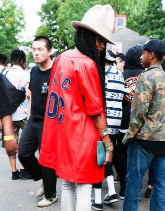 , Street Style: AfroPunk Festival 2014