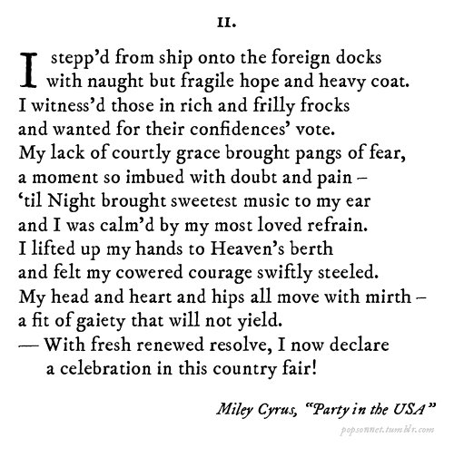 If Shakespeare Wrote Pop Songs Huffpost