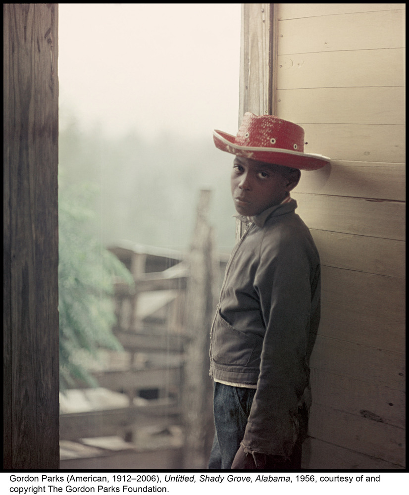 "Gordon Parks's Haunting ""Flavio"" Photographs"