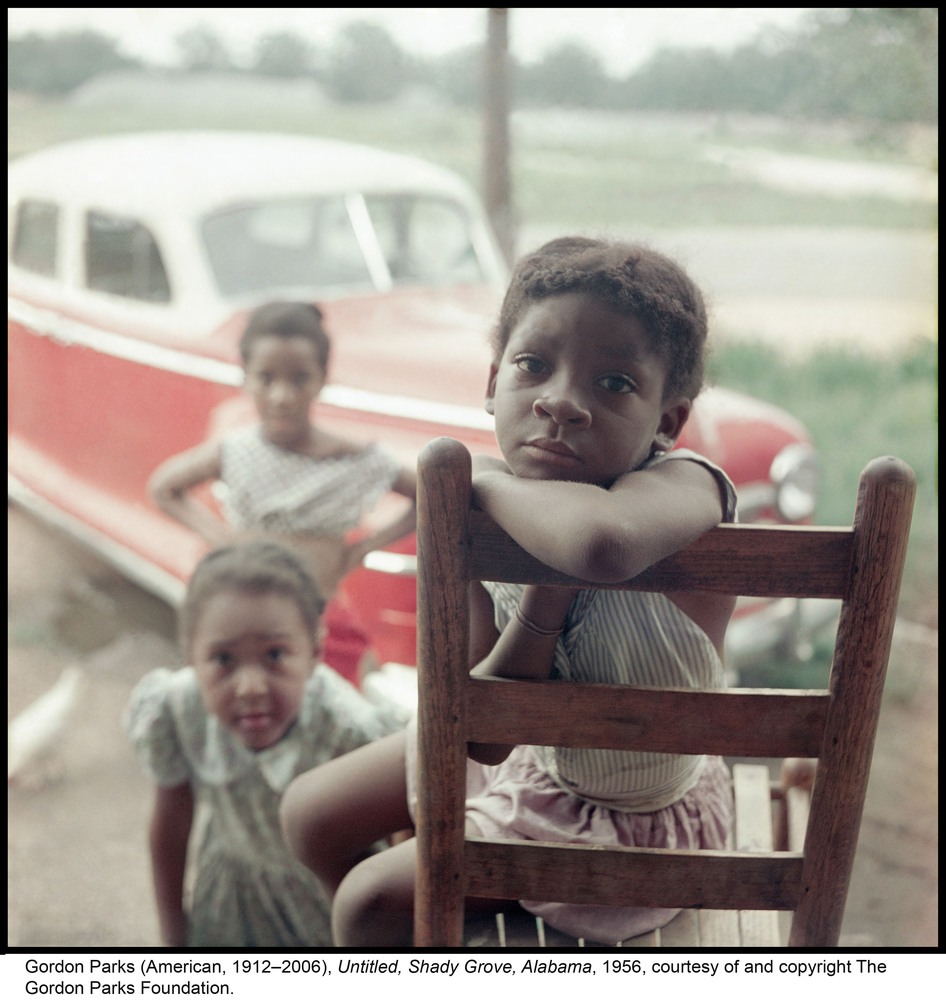 Gordon Parks Civil Rights