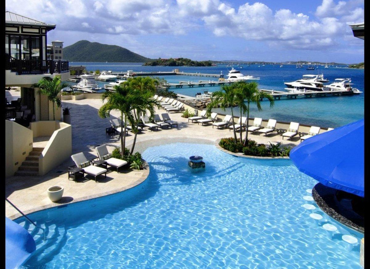 Incluido Islas Vírgenes Británicas Todos - All Inclusive Resorts BVI
