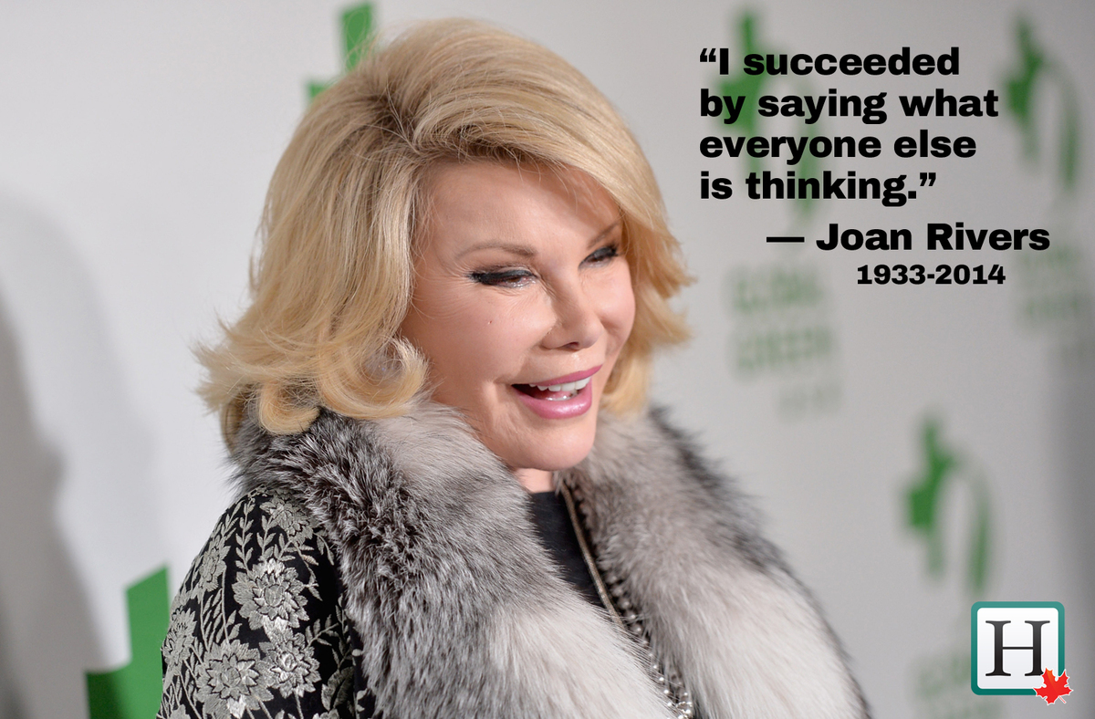 joan rivers quotes - Top actor