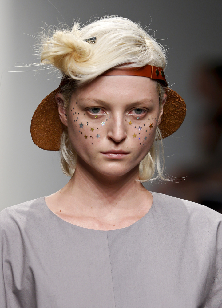 Most Outrageous Beauty At New York Fashion Week Spring