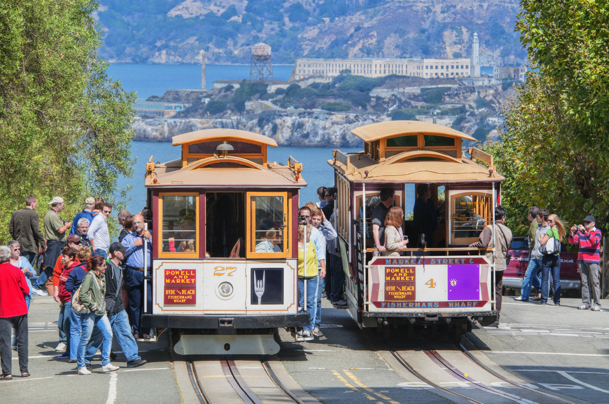 Current Us Cities With Cable Cars