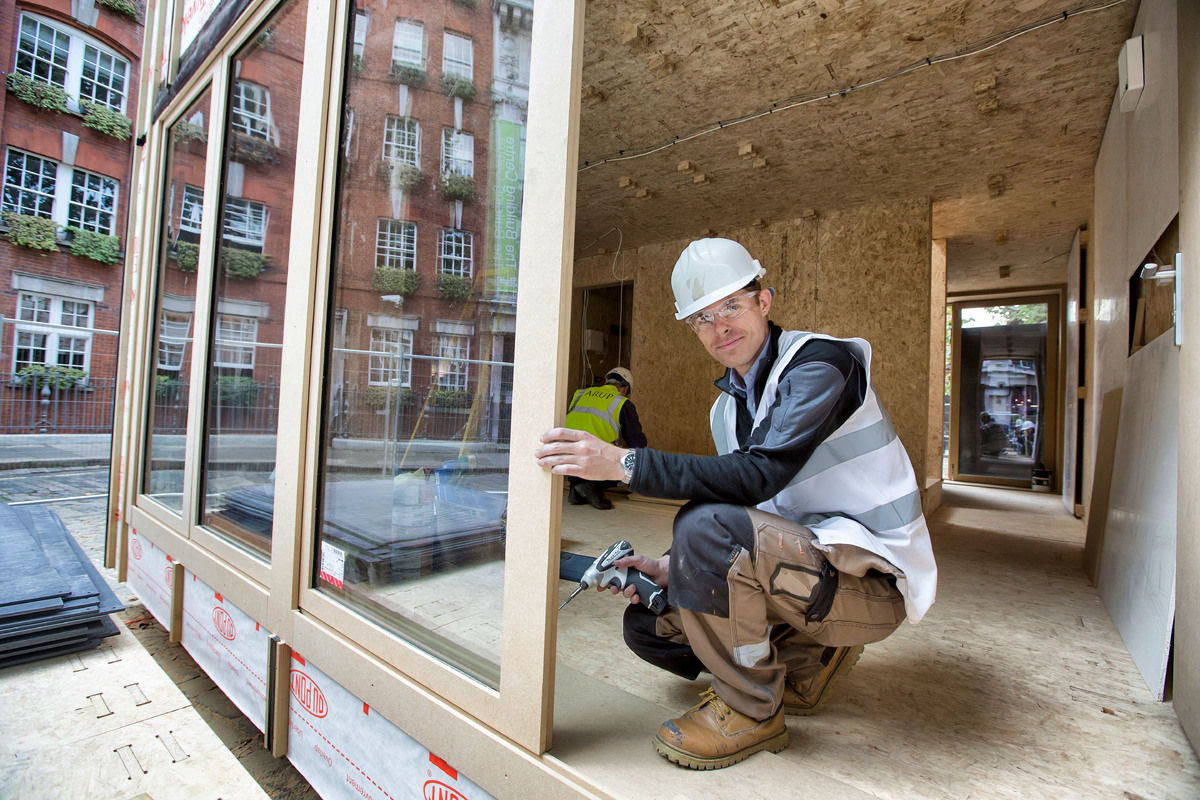 Wikihouse 4 0 39 printed 39 house could be the answer to the for Build your own window