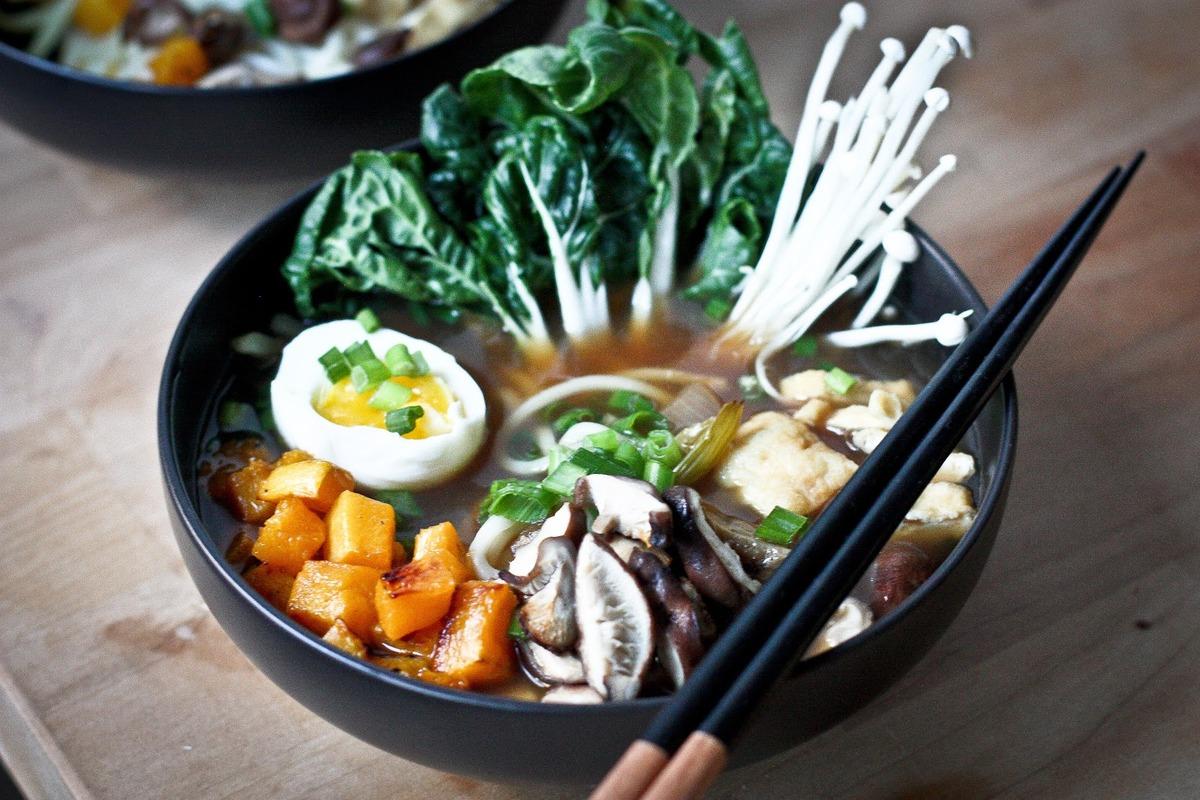 vegetarian instant ramen recipe You Won't Divine, Meat 11 So Miss Bowls The Ramen Vegetarian