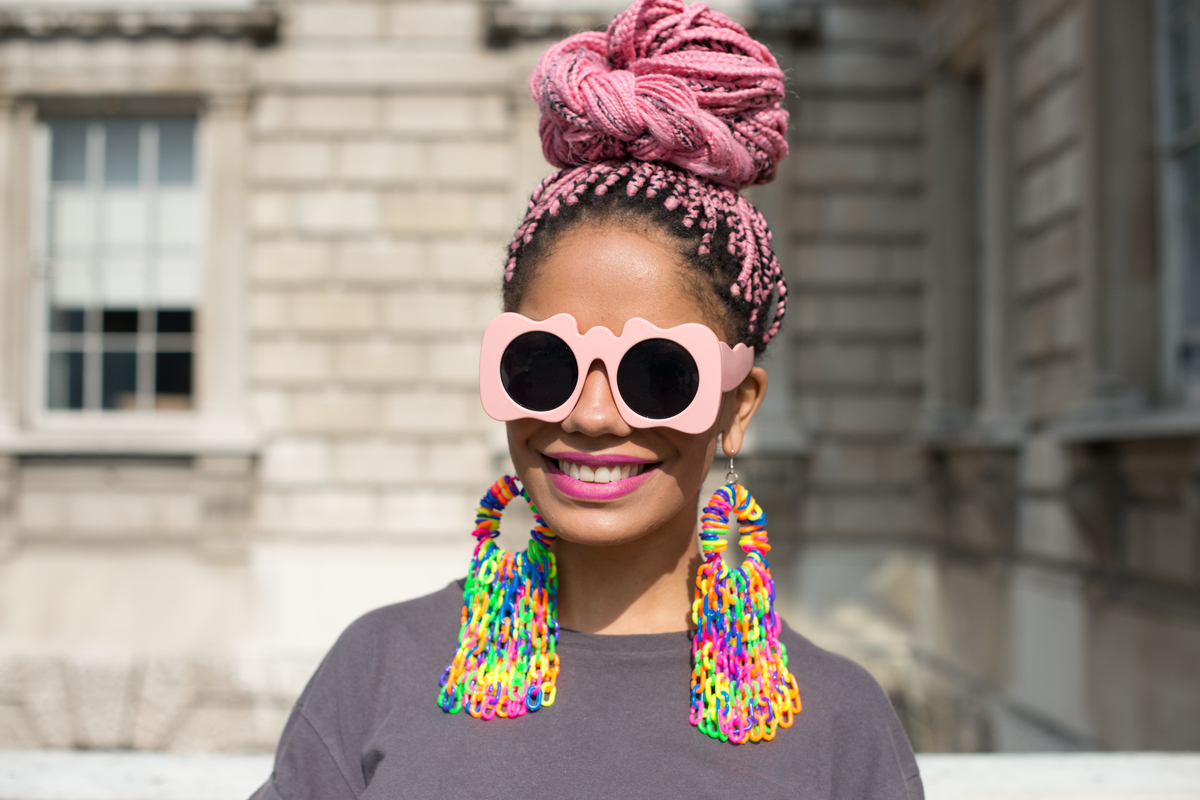 London Fashion Week Street Style Proves Beauty Is All