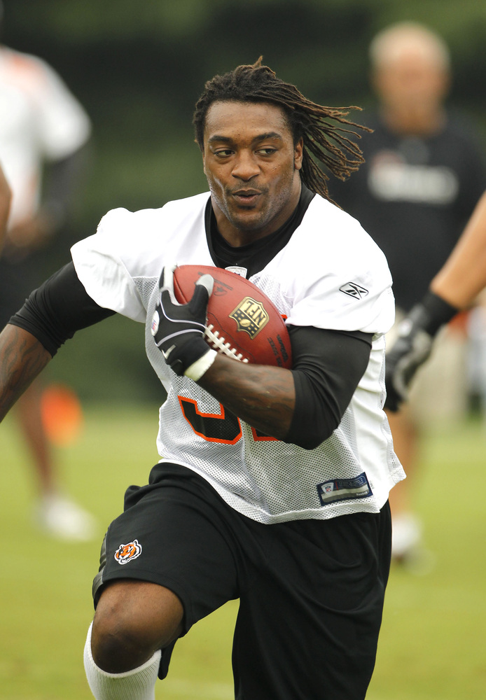 Cedric Benson: Terry Crews Gets Honest About Anger And The NFL: 'I Could