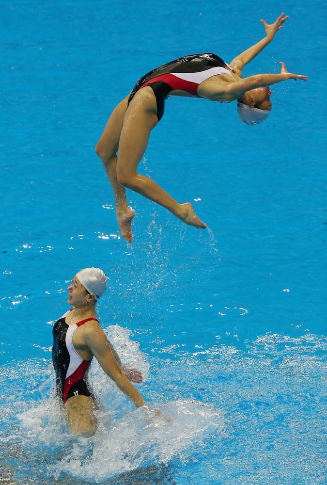 素人女性の競泳水着☆6枚目 [無断転載禁止]©bbspink.comYouTube動画>49本 ->画像>988枚