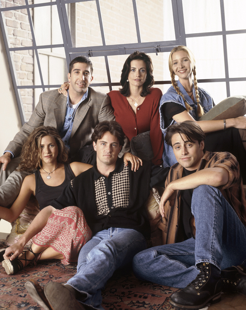 'Friends' Reunion Sees David Schwimmer Declare That The ...