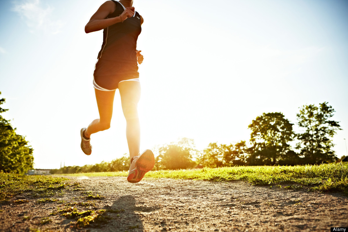 Outdoor 6 Reasons To Start Working Out Outside Huffpost