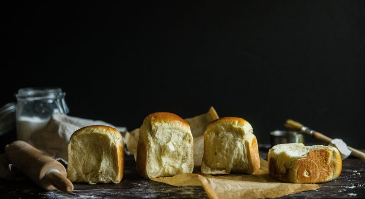 Get the Milk Bread recipe from cynthia | two red bowls via Food52