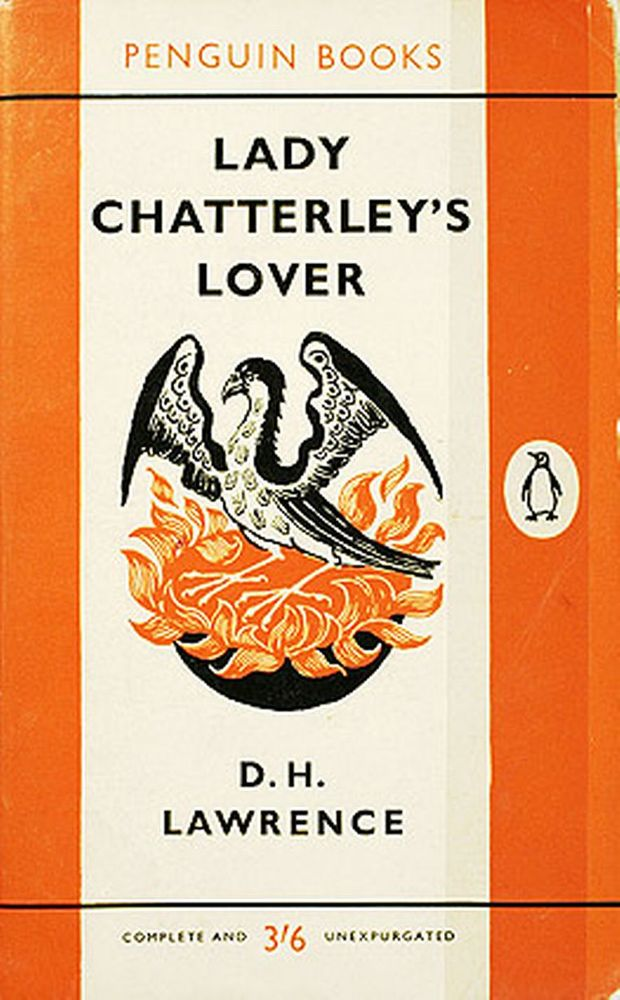 Lady chatterleys lover book banned