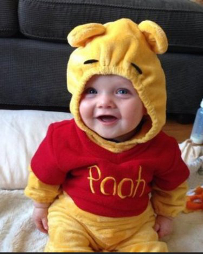 These Baby Halloween Costumes Are Even More Delicious Than Candy ...