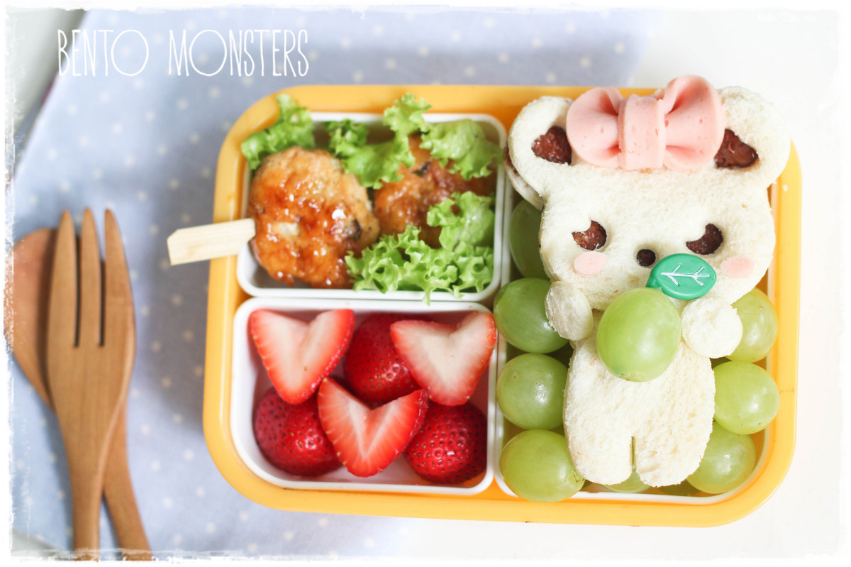 creative mom of two packs up magical bento box lunches for her boys huffpost. Black Bedroom Furniture Sets. Home Design Ideas