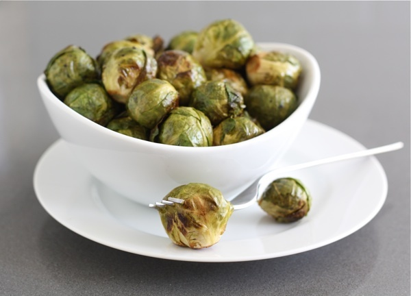 Get the Roasted Brussels Sprouts with Balsamic Vinegar recipe by Two ...