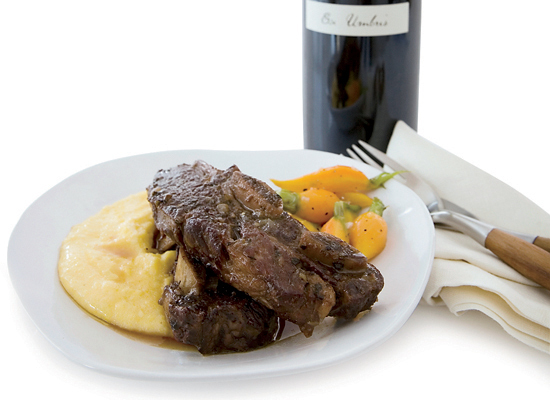 Get the Syrah-Braised Short Ribs recipe