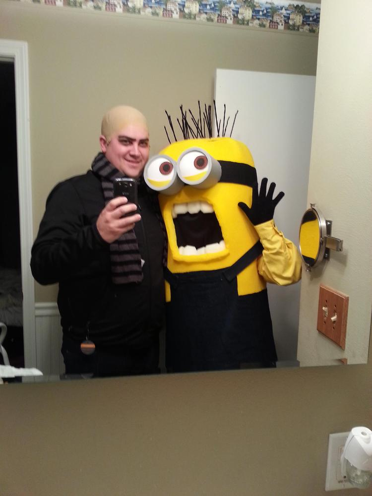 18 Awesome Halloween Costumes For Couples Who Don't Totally Suck | HuffPost Quailman Doug