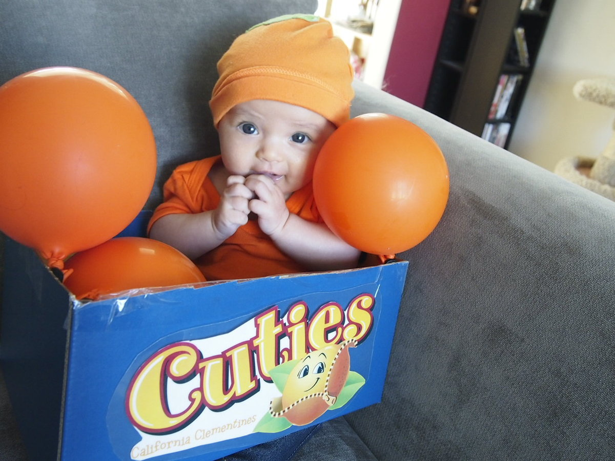 34 Adorable Baby Halloween Costumes The Whole World Needs To See ...