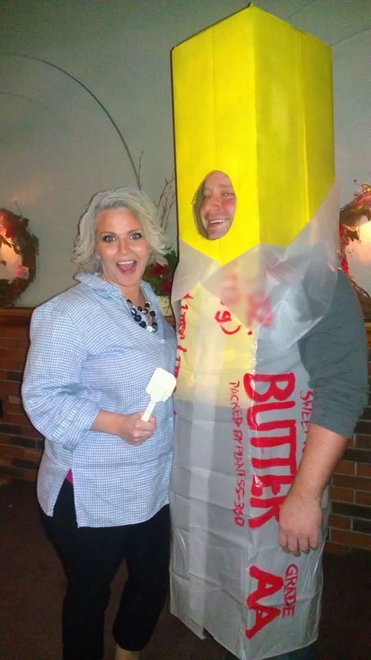 17 idées de costumes d'Halloween pour les couples (PHOTOS) Quailman Costume