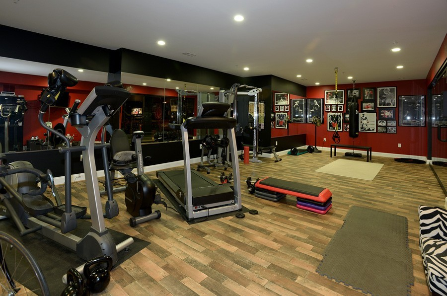 small garage business ideas - 6 Impressive Home Gyms That fer The Ultimate Personal