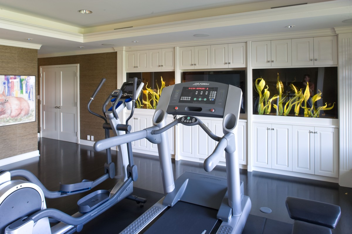 6 impressive home gyms that offer the ultimate personal fitness