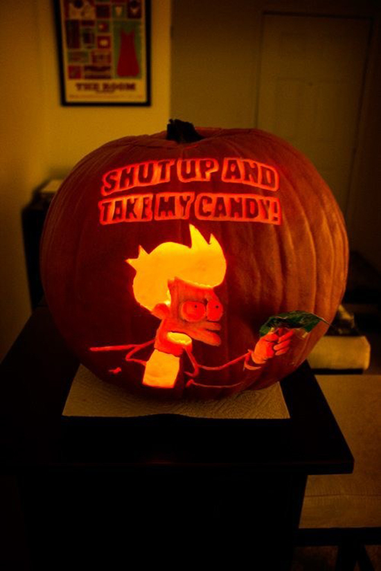 31 pumpkin carvings for comedy nerds huffpost