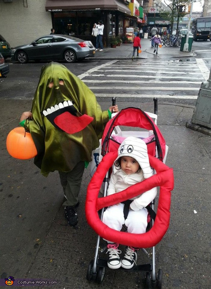 ... halloween costumes for siblings that are cute creepy and supremely clever huffpost ...  sc 1 th 263 & how to make a baby cat in the hat costume uk hat outlet