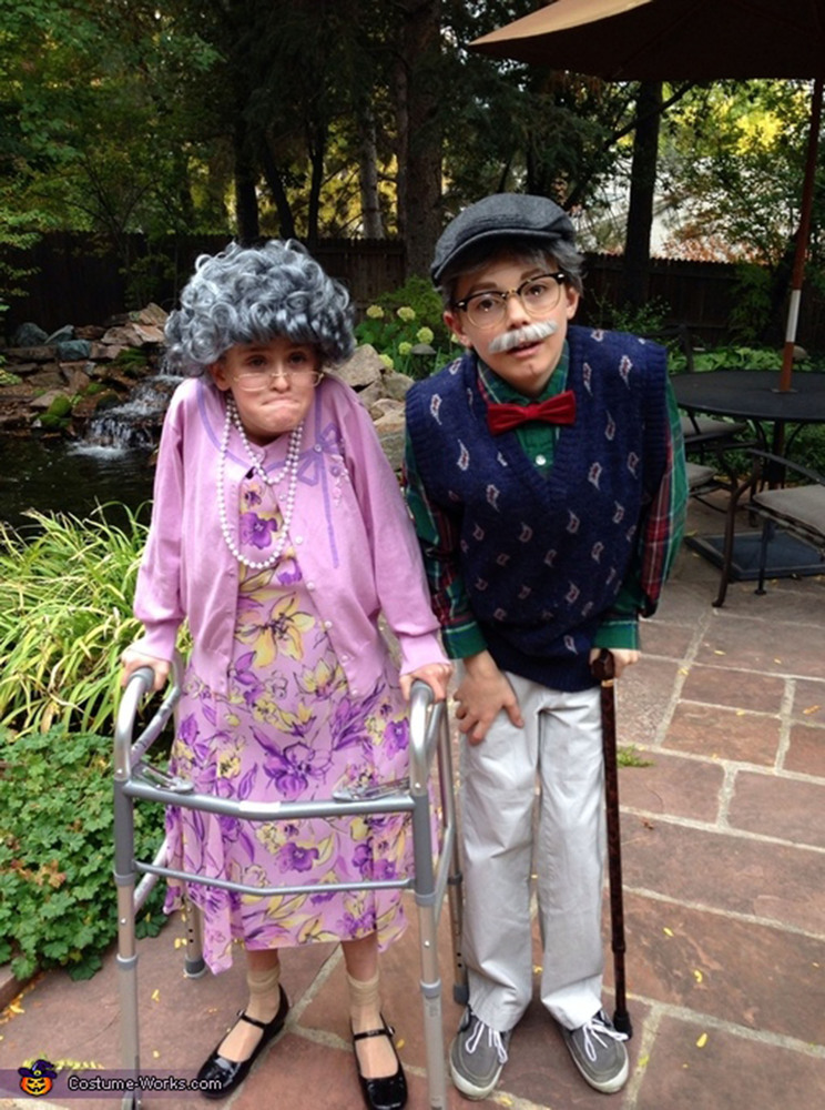 Halloween costumes for siblings that are cute creepy and for Homemade halloween costumes for kids