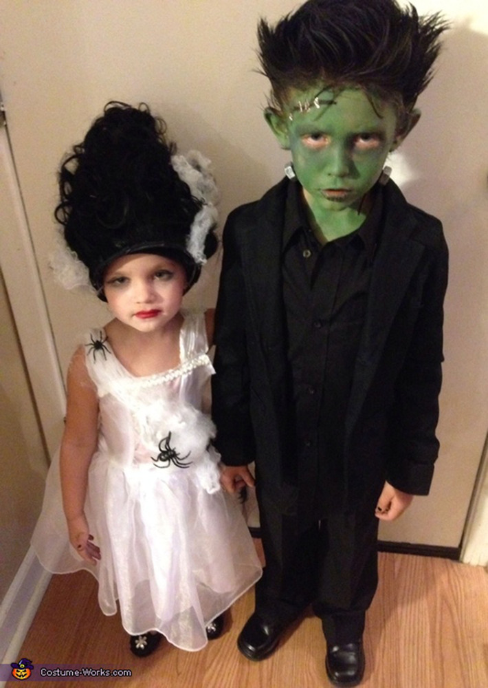 Halloween Costumes For Siblings That Are Cute, Creepy And Supremely ...