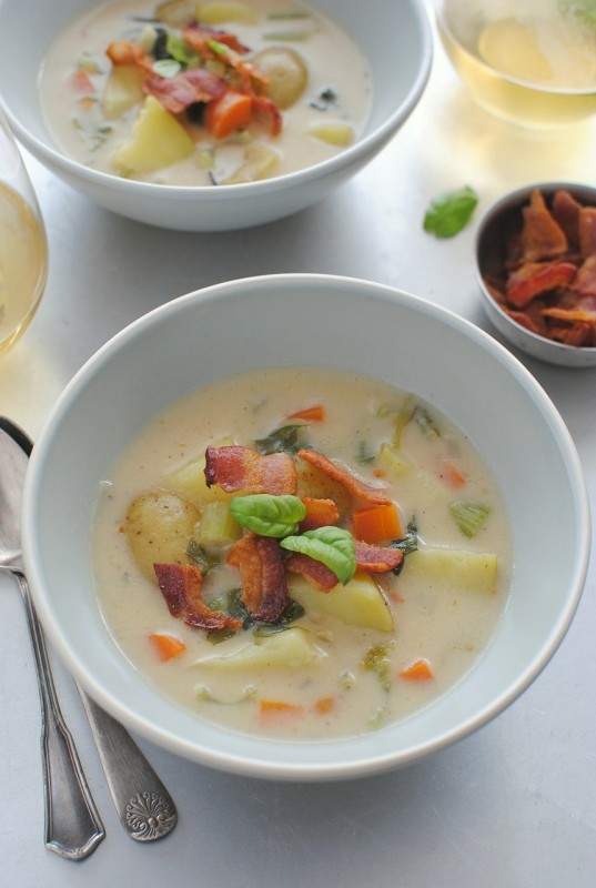 ... About Time You Tried A New Potato Soup Recipe | The Huffington Post