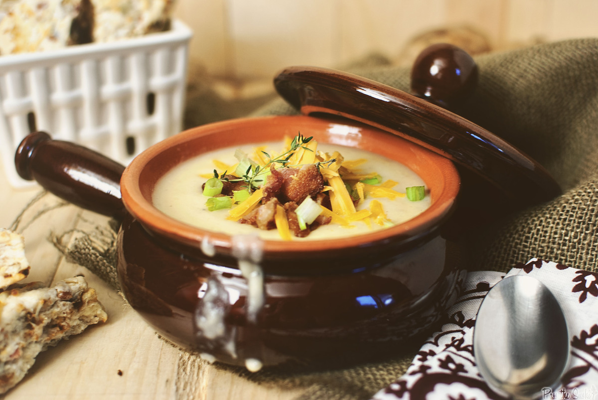 It's About Time You Tried A New Potato Soup Recipe | HuffPost